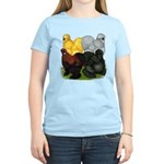 Silkie Assortment Women's Light T-Shirt