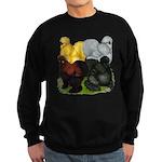 Silkie Assortment Sweatshirt (dark)