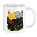Silkie Assortment Mug