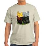 Silkie Assortment Light T-Shirt
