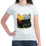 Silkie Assortment Jr. Ringer T-Shirt
