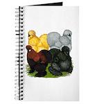 Silkie Assortment Journal