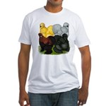 Silkie Assortment Fitted T-Shirt