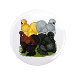 "Silkie Assortment 3.5"" Button (100 pack)"