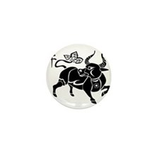 Year of the Ox Mini Button (100 pack)