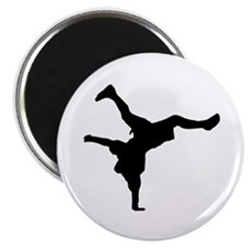 "Breakdancing 2.25"" Magnet (10 pack)"