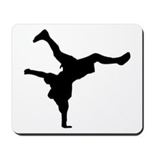 Breakdancing Mousepad