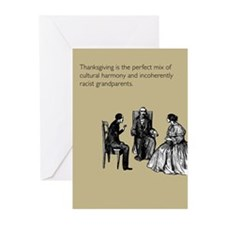 Incoherent Grandparents Greeting Cards (Pk of 10)