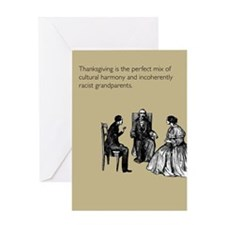 Incoherent Grandparents Greeting Card