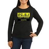 Women's C.S.I Long Sleeve Dark T-Shirt