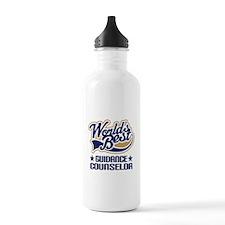 Guidance Counselor Water Bottle