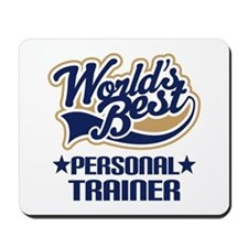 Personal Trainer Mousepad