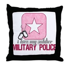 Eod wife Throw Pillow