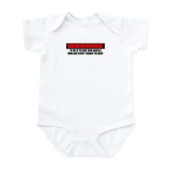 Right Wing Radical Infant Bodysuit