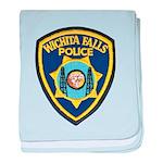 Wichita Falls Police baby blanket
