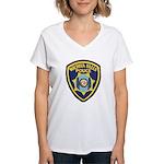 Wichita Falls Police Women's V-Neck T-Shirt