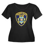 Wichita Falls Police Women's Plus Size Scoop Neck