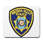 Wichita Falls Police Mousepad