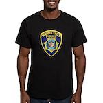 Wichita Falls Police Men's Fitted T-Shirt (dark)