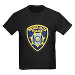 Wichita Falls Police Kids Dark T-Shirt