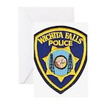 Wichita Falls Police Greeting Cards (Pk of 10)