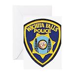 Wichita Falls Police Greeting Card