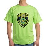 Wichita Falls Police Green T-Shirt