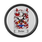 Jarvie Large Wall Clock