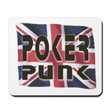 Poker Punk Mousepad