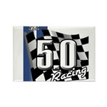 Mustang 2011 5.0 Rectangle Magnet (100 pack)