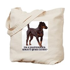 Jagdterrier Excuse Tote Bag