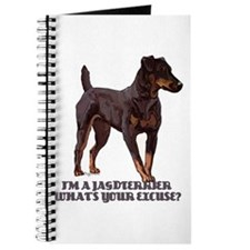 Jagdterrier Excuse Journal