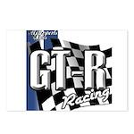 GTR Racing Postcards (Package of 8)