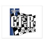 GTR Racing Small Poster