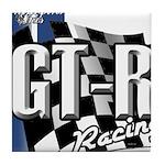 GTR Racing Tile Coaster