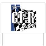 GTR Racing Yard Sign