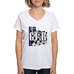 GTR Racing Women's V-Neck T-Shirt