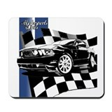 Mustang 2011 Mousepad