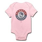JFK for President Infant Bodysuit