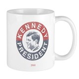JFK for President Small Mugs