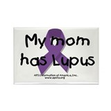 My Mommy/Daddy has Lupus Rectangle Magnet