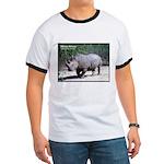 White Rhino Rhinoceros Photo Ringer T