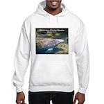 Florida Manatee Photo (Front) Hooded Sweatshirt