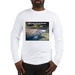 Florida Manatee Photo Long Sleeve T-Shirt