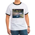 Florida Manatee Photo (Front) Ringer T