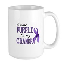 Wear Purple - Grandpa Mug