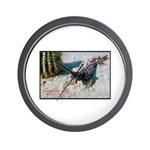 Gila Monster Lizard Photo Wall Clock