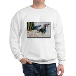 Gila Monster Lizard Photo (Front) Sweatshirt