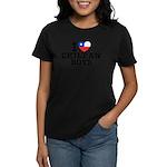 I Love Chilean Boys Women's Dark T-Shirt