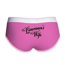 Lineman's Wife Women's Boy Brief